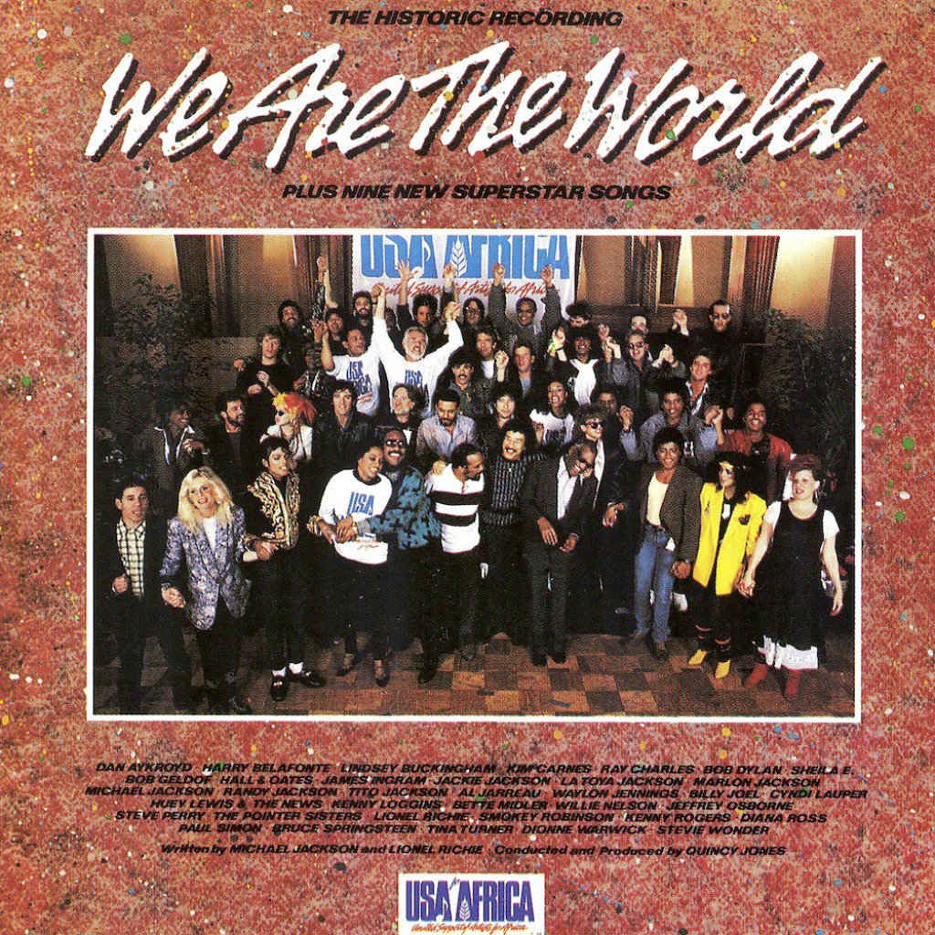 [80's] U.S.A. for Africa - We Are the World (1985) USA%20for%20Africa%20-%20We%20Are%20the%20World